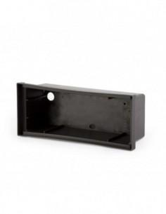 Caja para empotrar negra...