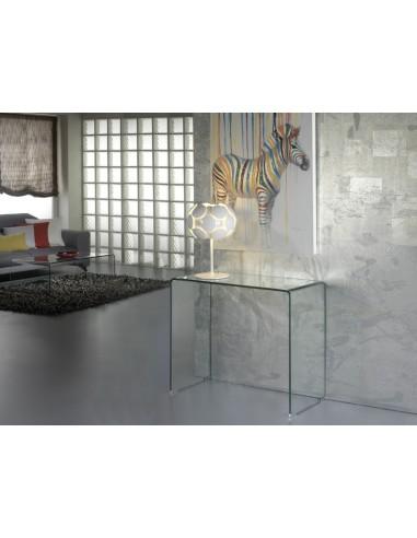 Consola de cristal Glass 552431 Schuller