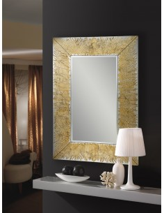 Espejo de pared oro 569106...