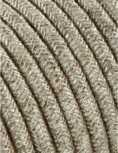 Cable cordón decorativo lino 11927