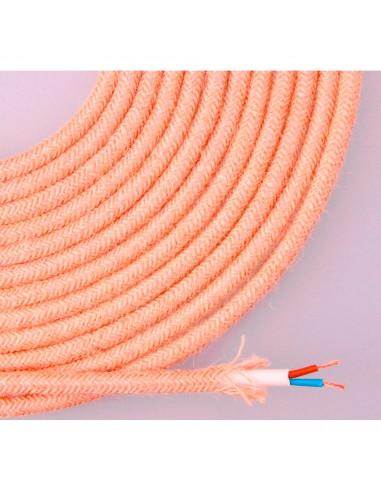 Cable de cuerda de yute tejido y...
