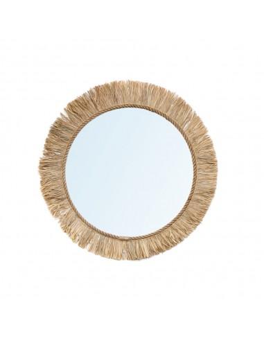 Espejo de pared estilo boho The...