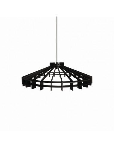 Lámpara colgante de madera Ø 80cm...
