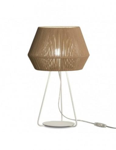 Lámpara sobremesa Banyo Beige 22001...