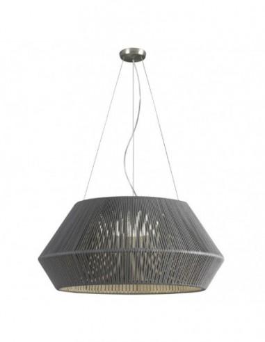 Lámpara colgante Banyo 3 Luces Ø:75...