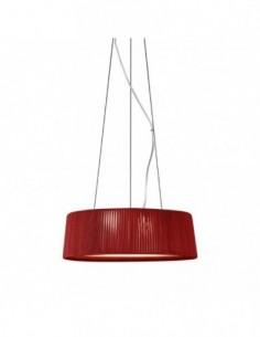 Lámpara colgante Drum 60cm...