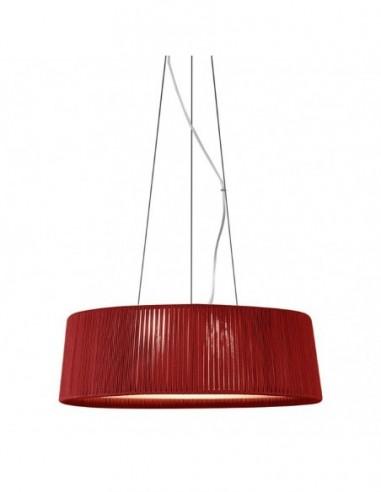 Lámpara colgante Drum 80cm 24800/80...