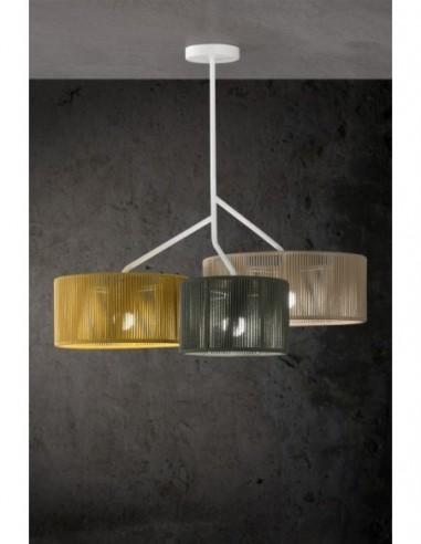 Lámpara de techo Senia  pantalla...