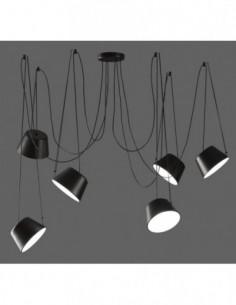 Lámpara de techo Sento 6L...