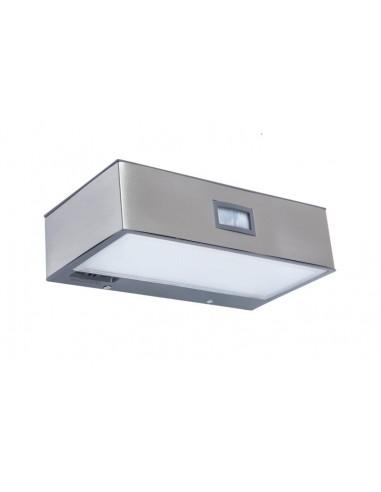 Lámpara aplique solar Led 1.5w Brick...