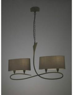 Lámpara lineal Lua 4L...