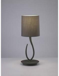Lámpara sobremesa Lua 1L...