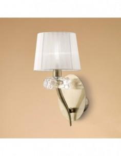 Lámpara aplique Loewe  1L...