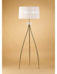 Lámpara de pie Loewe 3...
