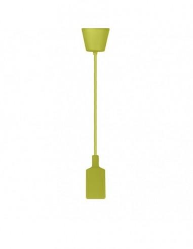 Pendel pistacho silicona 100cm Ajp