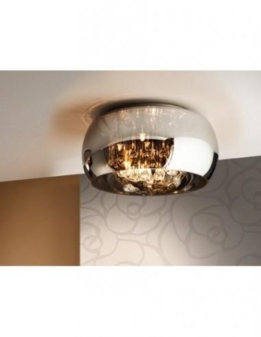 Lámpara plafón Argos Ø40cm 507939...