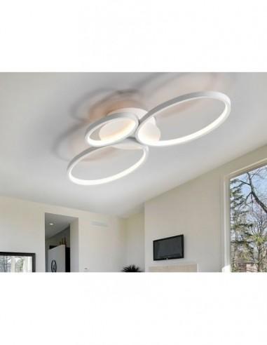 Lámpara plafón de techo moderno Sios...