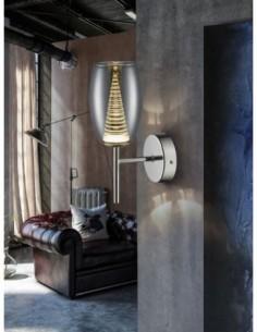Lámpara aplique moderno...