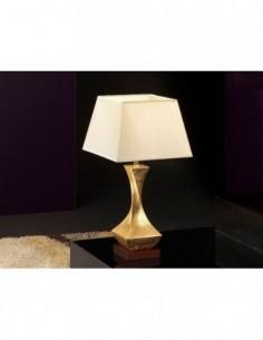 Lámpara de mesa Deco oro...