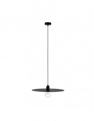 Lámpara de techo Plat negro 68145...